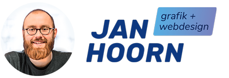 JAN HOORN Grafik + Webdesign